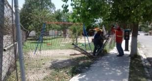 Municipio-deshierba-y-limpia-36-plazas-de-Saltillo-en-una-semana-3-862x484