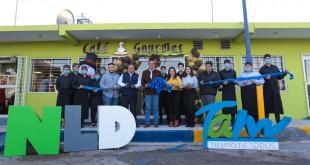 INAUGURACIÓN DE CAFETERÍA BURNET (1)