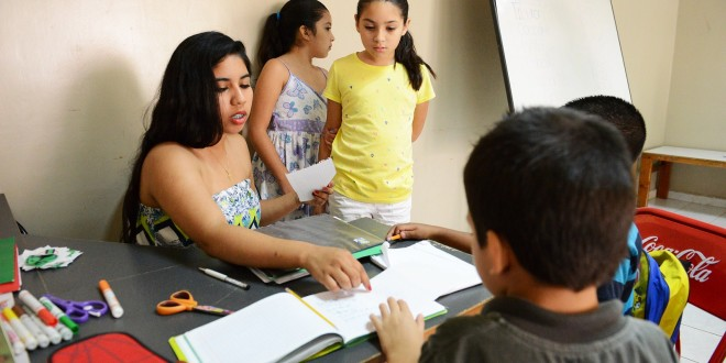 INICIA CAPACITACIÓN DE LOS PARTICIPANTES DEL PROGRAMA 'APOYO INTEGRAL EDUCATIVO (2)