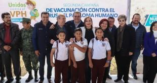 SEGUNDA ETAPA DE VACUNACIÓN CONTRA EL VPH (2)