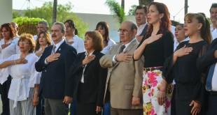 HONORES A LA BANDERA PRIMARIA 'BENITO LÓPEZ RAMOS' (1)