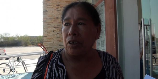 Señora Alejandra López