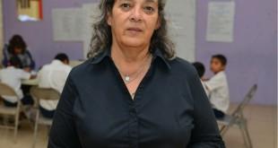 directora de la escuela Ignacio Ramírez Ileana Rejón García