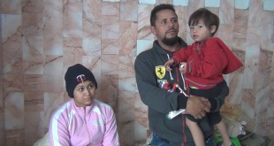 Enero 16 familia hondureña