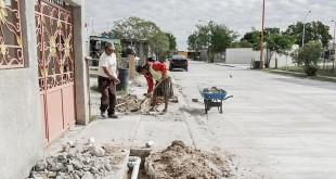 AVANZAN TRABAJOS EN BULEVAR VILLAS DE SAN MIGUEL (4)