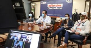 NUEVA JORNADA DE 'MIÉRCOLES CIUDADANO' (2)